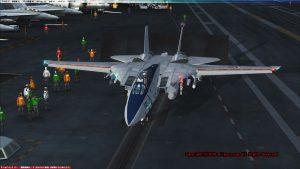 F14D aircraftcarrier